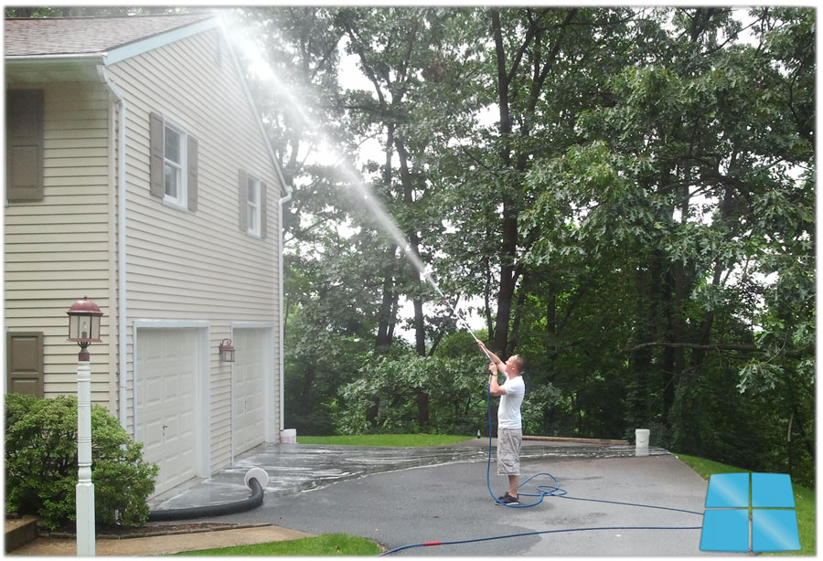 How To Pressure Wash Vinyl Siding Lancaster Pa Power